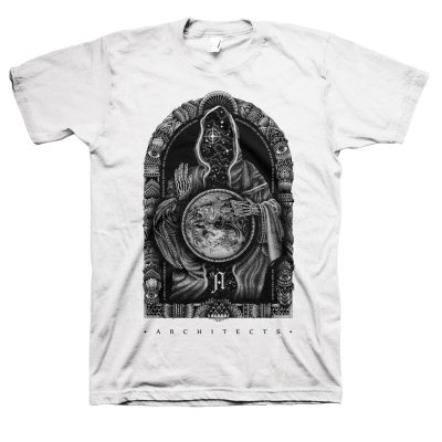 Architects - Sagan For Light T-Shirt (White)