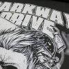 IMAGE | Surfer Skull T-Shirt (Black) - detail 3