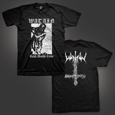 watain - Rabid Death's Curse T-Shirt (Black)