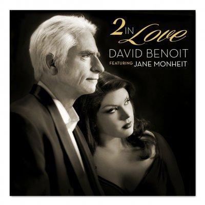 david-benoit - 2 In Love CD (signed by David & Jane) & Digital Download