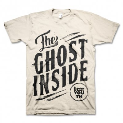 The Ghost Inside - TGI Tall Script Logo Tee