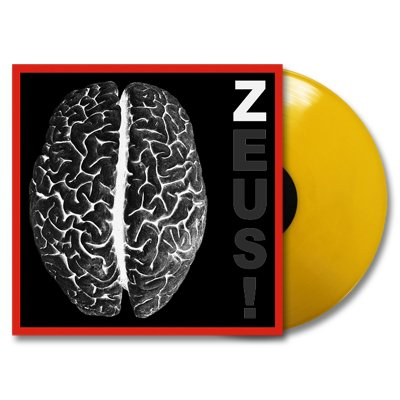 Zeus - Zeus! - Opera LP (yellow)