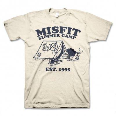 vans-warped-tour - Misfit Summer Camp Limited Edition Tee