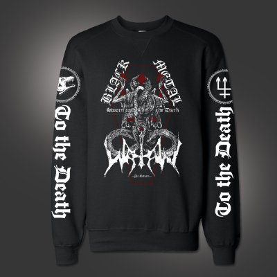 Watain - Sworn To The Dark Crew Neck Sweatshirt (Black)