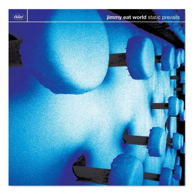 jimmy-eat-world - Static Prevails CD (Expanded Edition)