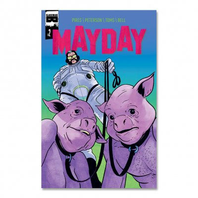Mayday - Mayday - Issue 2