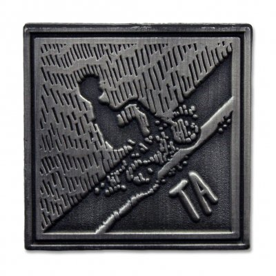 touche-amore - Dead Horse Pin (Silver)