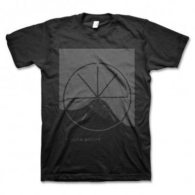 Touche Amore - Mono T-Shirt (Charcoal)