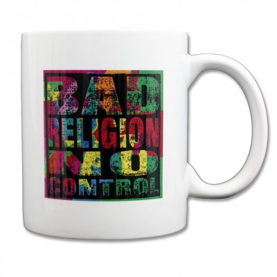 bad-religion - No Control Ceramic Mug