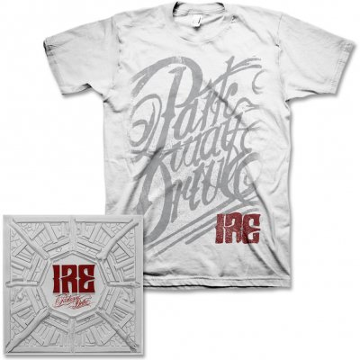 Parkway Drive - Ire CD & Script Tee & Deluxe Digital Download
