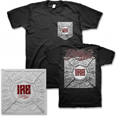 Parkway Drive - IRE CD & Pocket Tee & Deluxe Digital Download