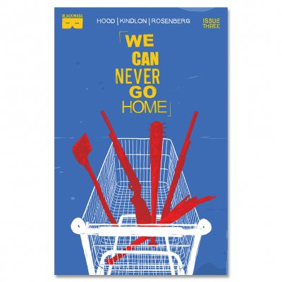 We Can Never Go Home - We Can Never Go Home - Issue 3