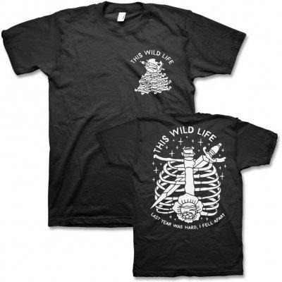 This Wild Life - This Wild Life Bones Tee