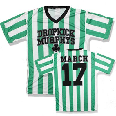 dropkick-murphys - DKM 2012 Soccer Jersey