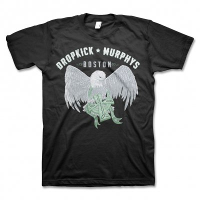 Dropkick Murphys - Eagle T-Shirt (Black)