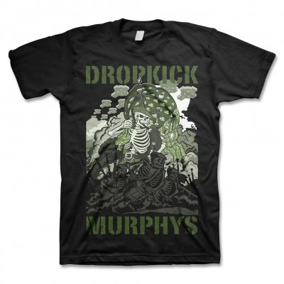 dropkick-murphys - Piper Invasion Tee