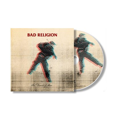 Bad Religion - The Dissent Of Man CD