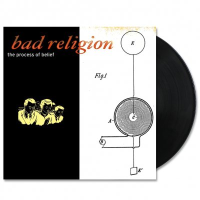 Bad Religion - The Process of Belief LP (Black)