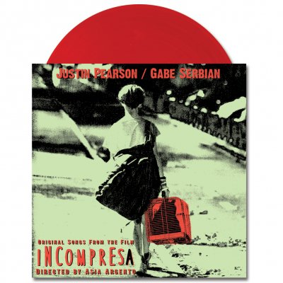 "Various Artists - Incompresa 7"" (Red)"