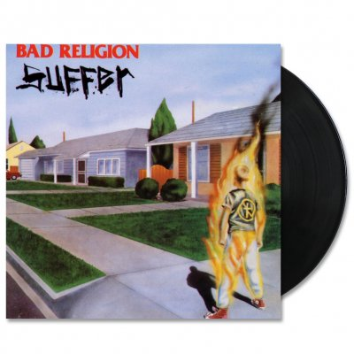 Bad Religion - Suffer LP (Black)