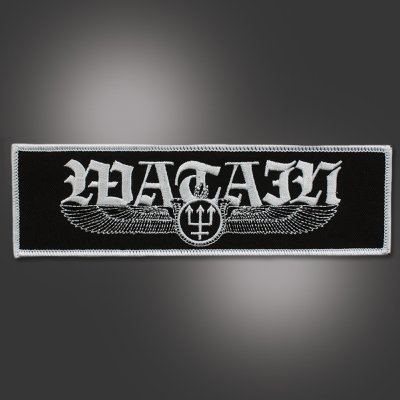 Watain - Winged Stripe Patch