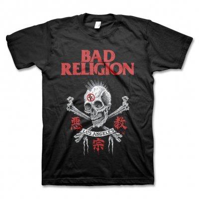 bad-religion - Tokyo Skull Tee (Black)