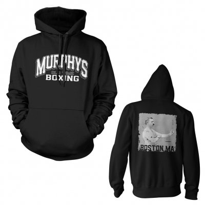 Murphys Boxing - Murphys Boxing Old Time Boxing Pullover Hoodie