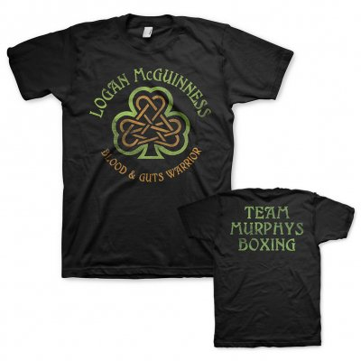 murphys-boxing - Murphys Boxing Logan McGuinness Tee