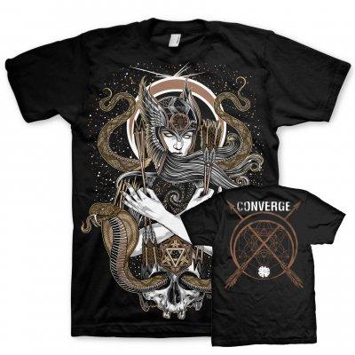 converge - Palehorse Sorcery T-Shirt (Black)