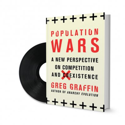 Bad Religion - Population Wars Book & Acoustic 7""