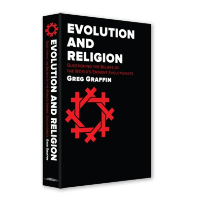 Greg Graffin - Evolution and Religion Book 2nd Edition (Paperback