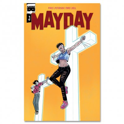 black-mask-studios - Mayday Issue 3