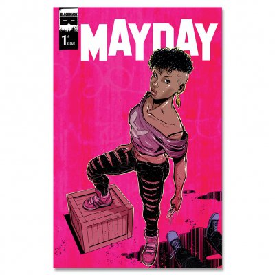 Mayday - Mayday Issue 1 - Second Printing