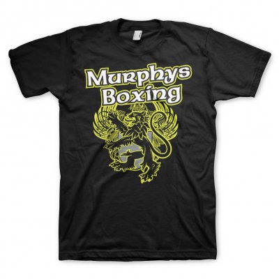 murphys-boxing - Murphys Boxing Lion Tee