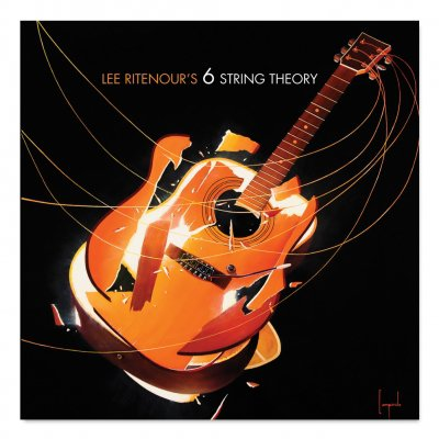 lee-ritenour - 6 String Theory CD