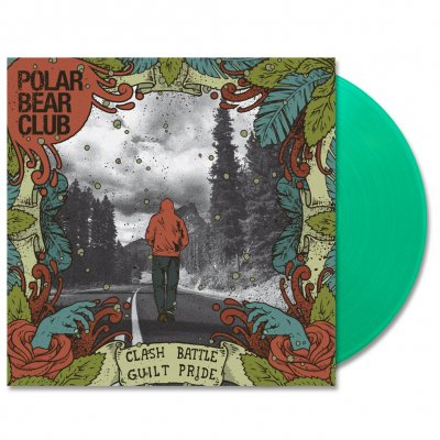 polar-bear-club - Clash Battle Guild Pride LP (Trans. Green)