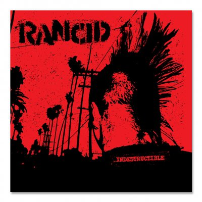 Rancid - Indestructible CD