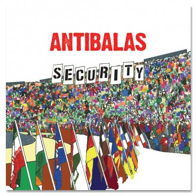 anti-records - Security CD