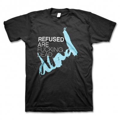 epitaph-records - Refused Are Dead T-Shirt (Black)