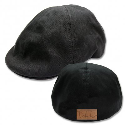 Defeater - Defeater Leather Patch Scally Cap