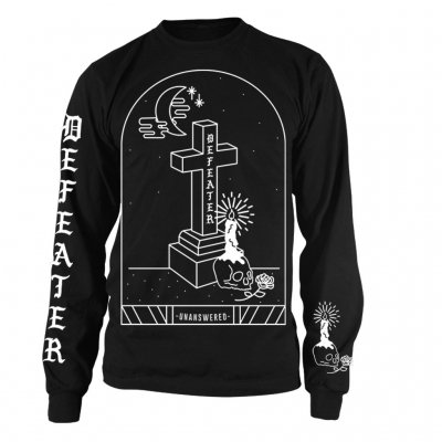 defeater - Defeater Unanswered Cross Longsleeve (Black)