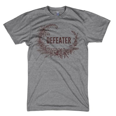 Defeater - Defeater Bouquet T-Shirt (Heather Gray)