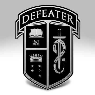Defeater - Defeater Crest Enamel Pin