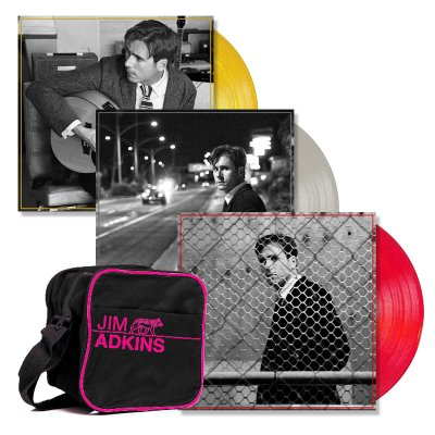 Jimmy Eat World - Jim Adkins Single Series & Vinyl Bag