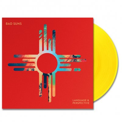 Bad Suns - Language & Perspective LP (Yellow)