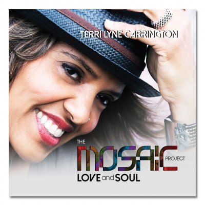 terri-lyne - Autographed The Mosaic Project: LOVE and SOUL CD