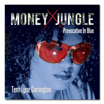 terri-lyne - Autographed LOVE and Soul CD + Money Jungle CD
