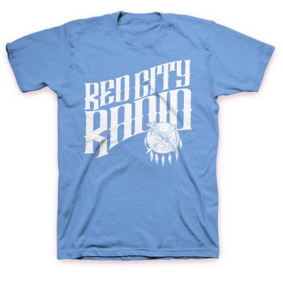 red-city-radio - Logo T-Shirt - Choose Your Own Color