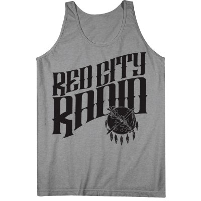 red-city-radio - Logo Tank Top - Choose Your Own Color
