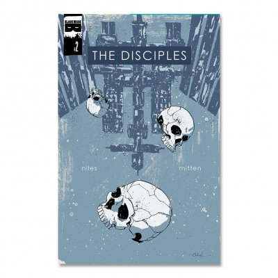 The Disciples - The Disciples Issue 2